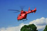 virgin air ambulance