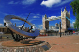 World famous Tower bridge