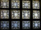 Tiffany Glass Ceiling