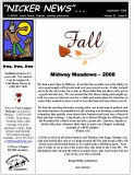 September 2008 Lewis County Chapter Newsletter