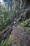April 19, 2006       Slide at about 1/2 mile