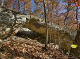Mineral Natural Bridge,  Athens County