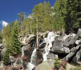 Tioga Road Waterfall