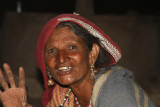 A GYPSY LADY, PUSHKAR