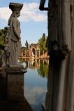 Caryatid Statues