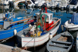 Sperlonga Fishing Boats