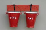 Twin Fire Buckets