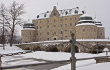 Wasa Castle III Southern Entrance Wall