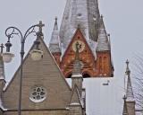 Tower Nicolai Chruch.