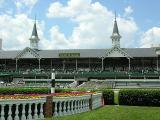 Churchill Downs - and My EXACTA Win !