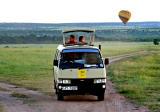 Two ways to safari