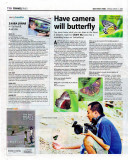 Have camera will butterfly
