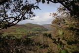 View From Dol Goch Falls