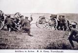 Artillery in Action