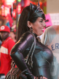 Catwoman in Times Square - New York City