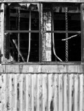 Window, abandoned quarry, Indiana, 2007.jpg