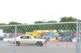Autocross action