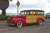 Doheny Wood all Woodie Show 2009