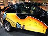 Paul Mc Cartney tour car