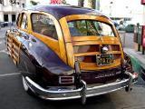 Rear View of 1948 Packard Station Sedan