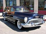 1953 Buick Roadmaster Estate Wagon - Click photo for more info