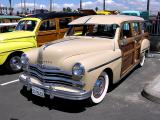 1949 Plymouth Special Deluxe Station Wagon