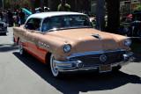 1956 Buick Roadmaster Riviera 4 door hardtop - Click on photo for more info