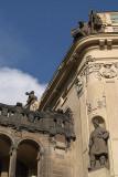Building Detail Prague