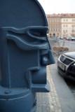 Metal Bollard Prague