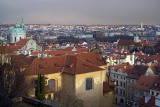 The Rooftops of Prague