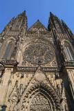 St Vitus Cathedral Prague Exterior 10