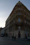 Corner Building Prague