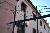 Padlocks on a Fence Prague 02