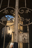 Through the Locked Gate Prague