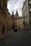 On the Streets in Prague 31