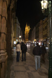 On the Streets of Prague at Night 11