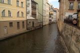 Canal in Prague 02