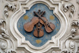 Building Detail - Violins