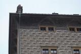 Building Detail Prague 14