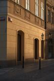Streetlamp and Shadow Prague 05