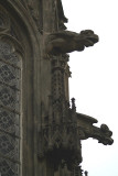 Building Detail - Windows and Gargoyles 02