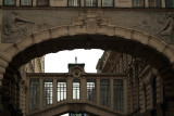 Building Detail - Bridge above the Street