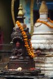 Bhuddist Carving and Stupa