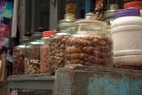 Jars of Dried Fruit Kathmandu