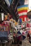 Colourful Street in Kathmandu