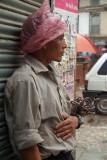 Porter Waiting for Work Kathmandu