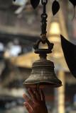 Ringing the Temple Bell Kathmandu