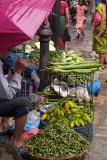 Selling Vegetables in the Rain Kathmandu