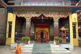 Monastery in Boudha