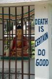 Death is Certain Do Good
